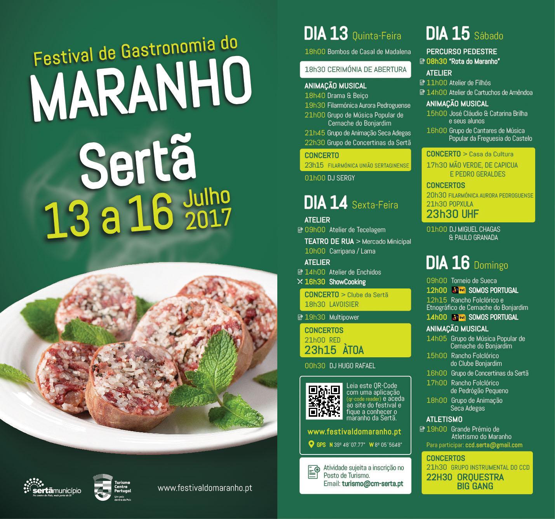 Festival de Gastronomia do Maranho