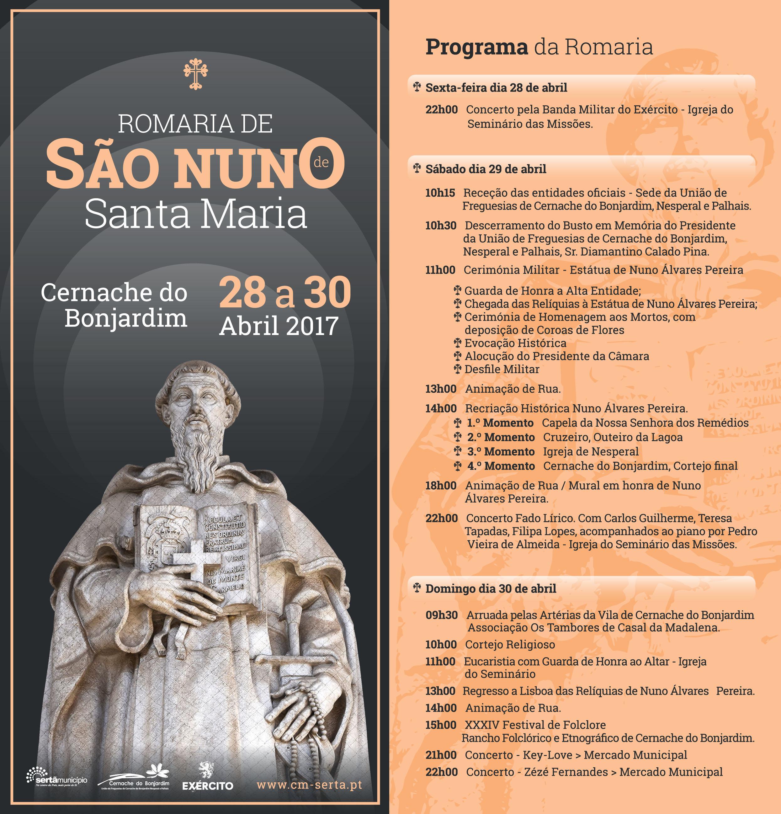 Romaria de São Nuno de Santa Maria