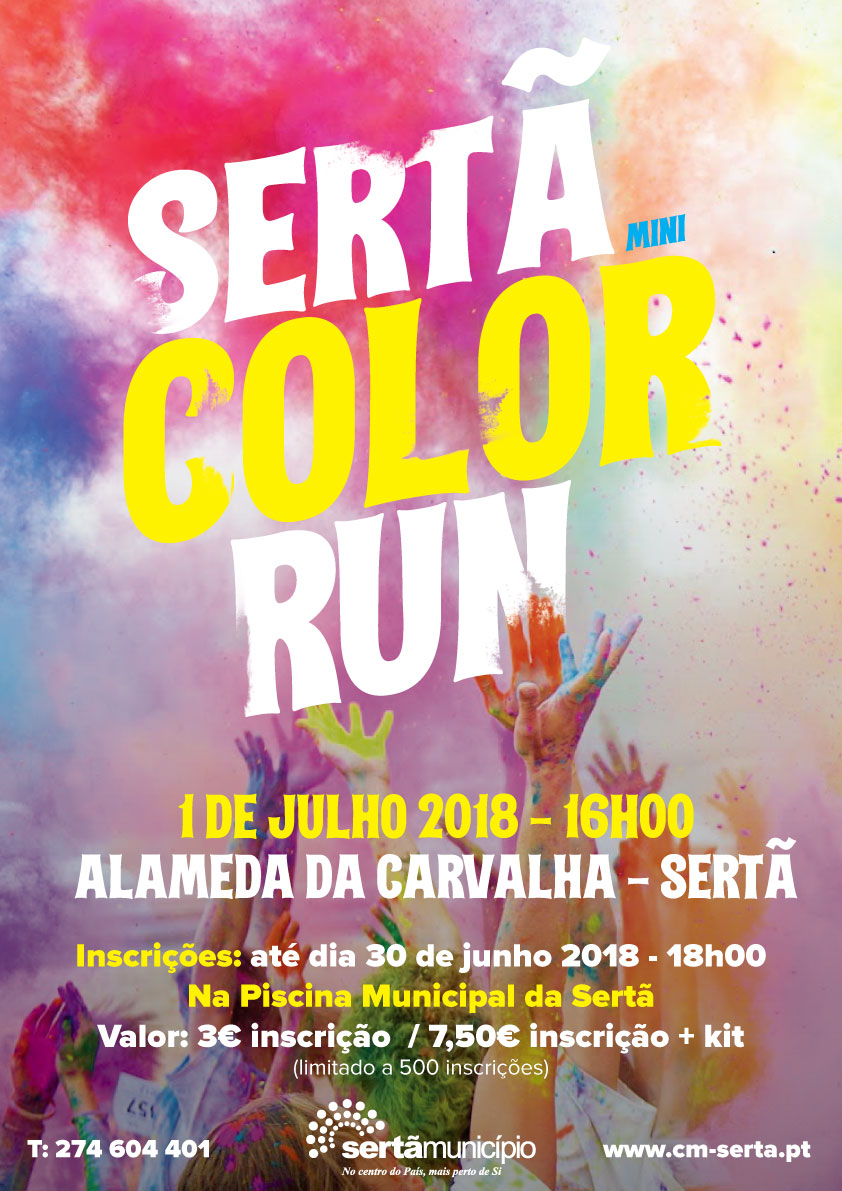 Sertã Color Run