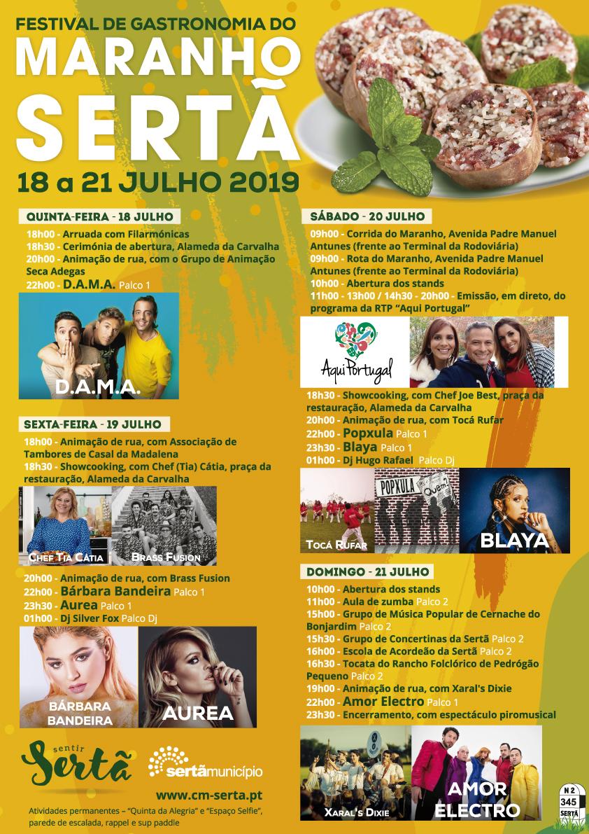 Festival do maranho da Sertão 2020